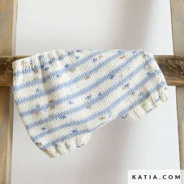 Sonajero Farbe 203 bleu-beige