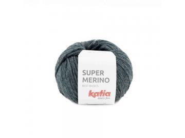 Super Merino Farbe 11 sehr dunkelgrau