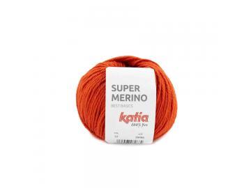 Super Merino Farbe 22 orange