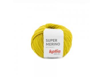 Super Merino Farbe 13 zitronengelb