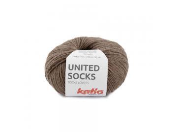 United Socks Farbe 1 rehbraun