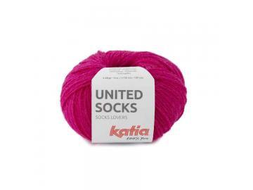 United Socks Farbe 16 bordeauviolett