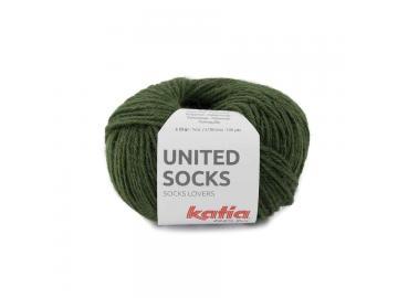 United Socks Farbe 22 moosgrün