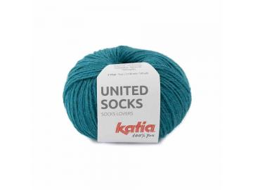 United Socks Farbe 23 grünblau