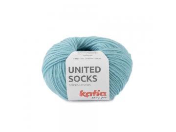 United Socks Farbe 24 wasserblau