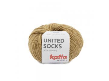 United Socks Farbe 3 camel