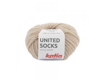 United Socks Farbe 4 beige