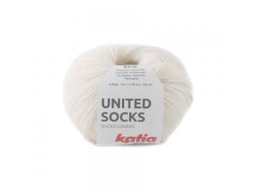 United Socks Farbe 5 naturweiß