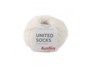 United Socks Farbe 6 weiß
