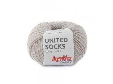 United Socks Farbe 7 steingrau