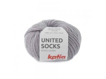 United Socks Farbe 8 mittelgrau