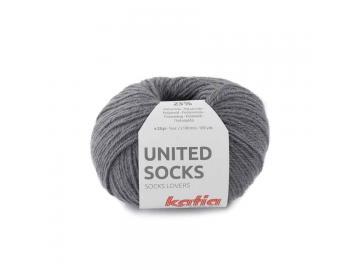 United Socks Farbe 9 dunkelgrau