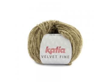 Velvet fine Farbe 219 blassbraun