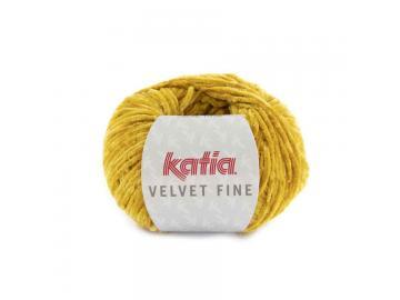 Velvet fine Farbe 221 ocker